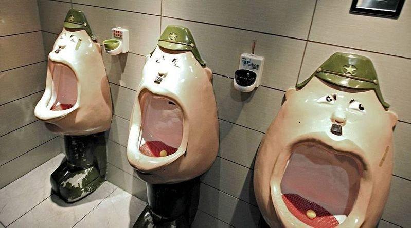Прикольные фото в туалете, полный прикол