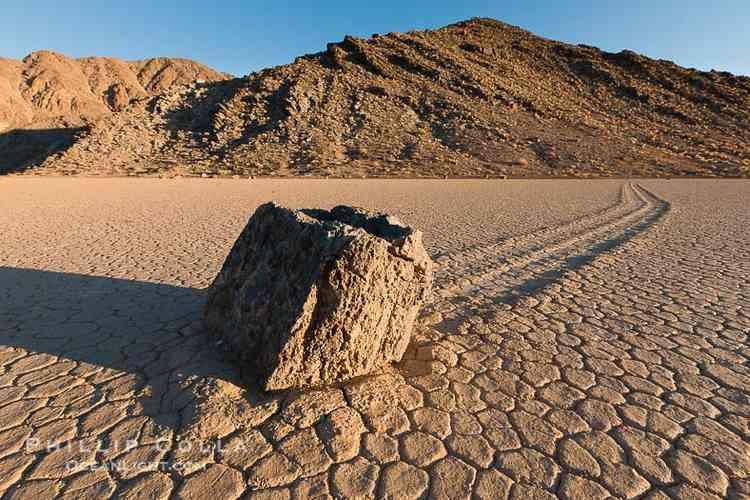 Ходячие камни
