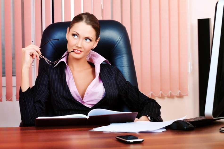 истории из жизни о жене шефа