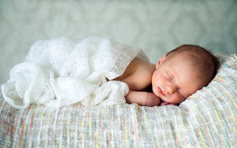 сирота с рождения