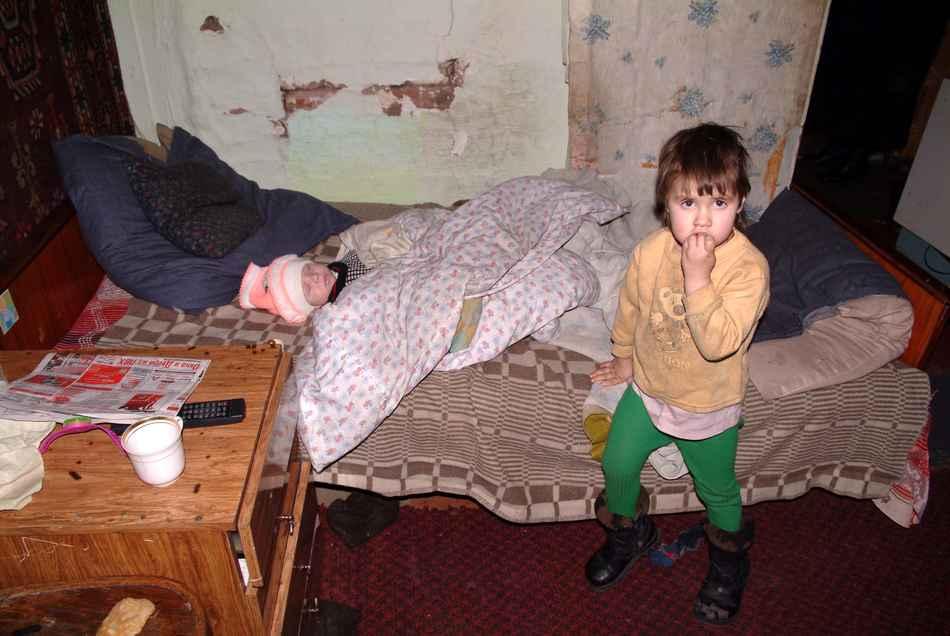 Ментовские истории о брошенных детях