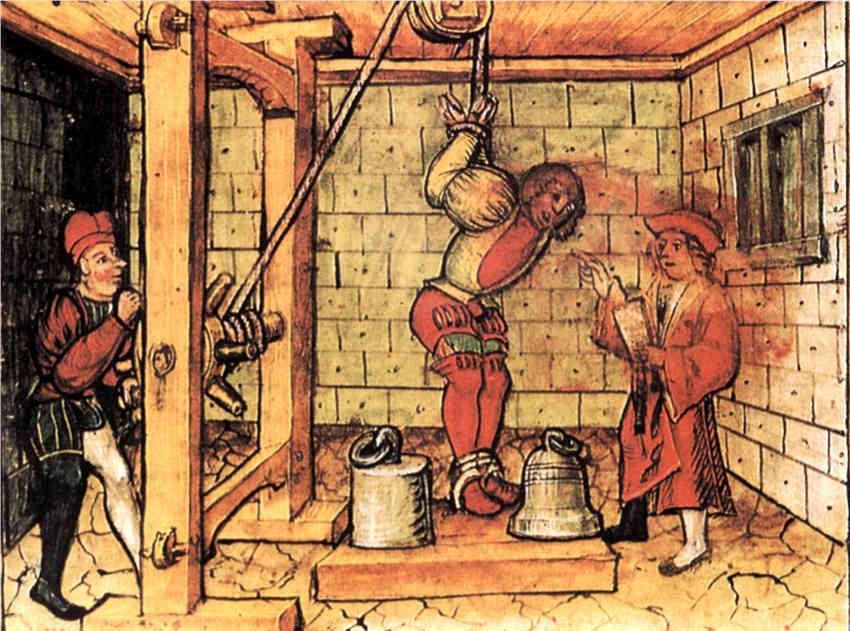 Ментовские истории как авторитета раскололи на допросе
