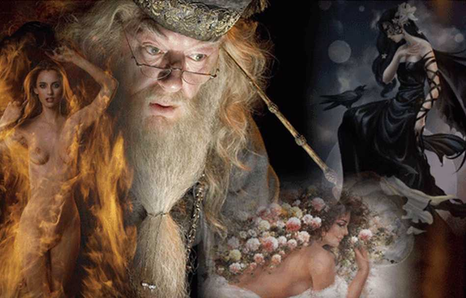 истории из жизни о колдунах