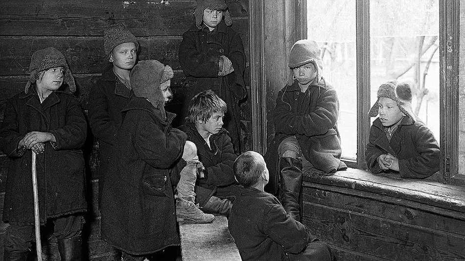 история о детдомовцах