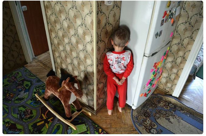 хохма с ребенком
