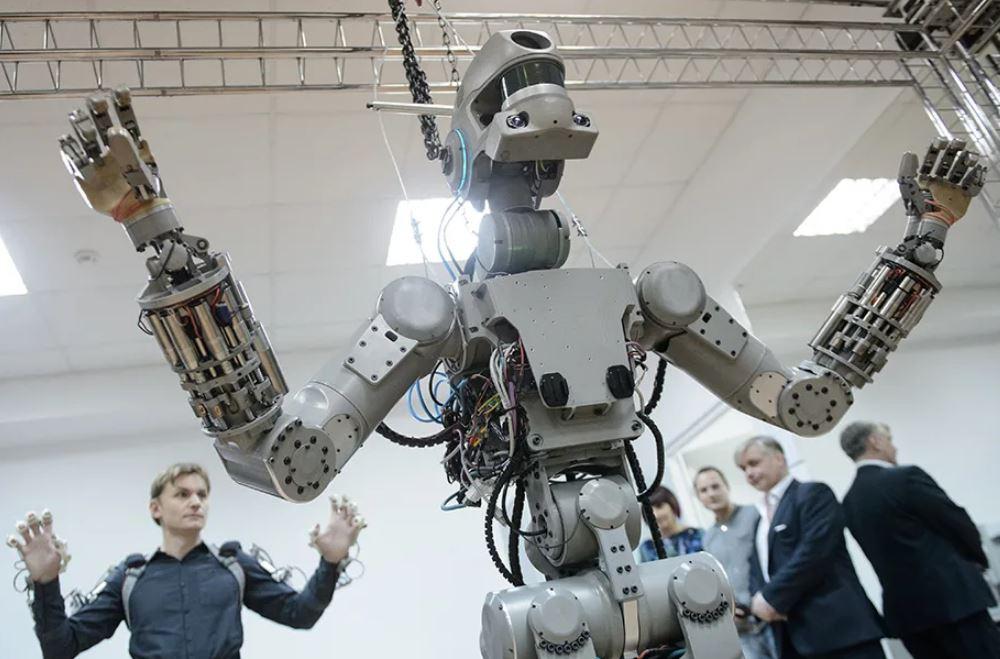 Ученые создали роботов способных работать в условиях ядерной катастрофы